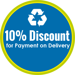 Coupon 1-10% Discount for Payment on Delivery