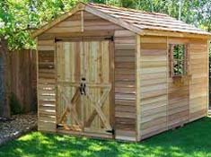 Pallet Shed Project